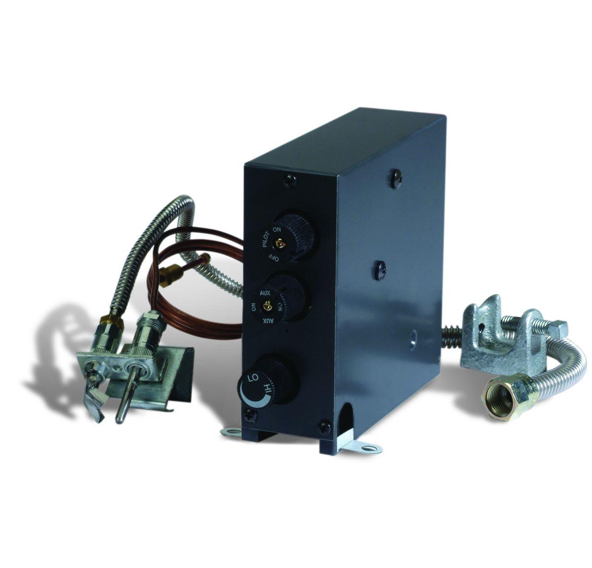 Skytech Remote Controls Gas Fireplace Thermostat